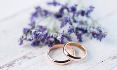 Γνωστό ζευγάρι της showbiz παντρεύεται – Αυτή είναι η ημερομηνία του γάμου του! (Video & Photos)