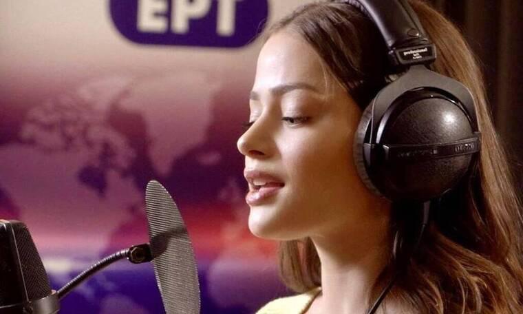 Eurovision 2020: Η συνήθεια της Στεφανίας που μας έκανε εντύπωση! (photos)