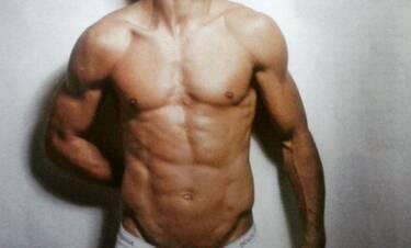 Έλληνας ηθοποιός: «Το σώμα μου δεν το έφτιαξα για τα κορίτσια» (video)