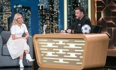The 2Night Show: Αυτοί είναι οι αποψινοί καλεσμένοι του Γρηγόρη Αρναούτογλου (Photos)