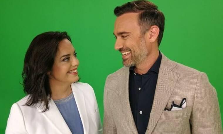 Eurovision 2020: Γιώργος Καπουτζίδης και Μαρία Κοζάκου ξανά μαζί στο σχολιασμό!