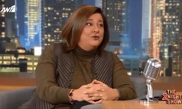 Η Ελισάβετ Κωνσταντινίδου για την προσωπική της ζωή: «Είμαι ανοιχτή σε προξενιά» (video)