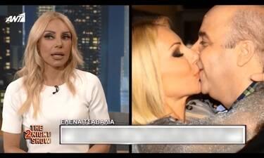 Έλενα Τσαβαλιά: Απαντάει στα δημοσιεύματα που την χωρίζουν από τον Μάρκο Σεφερλή (video)