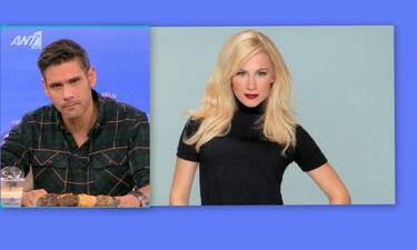 Δημήτρης Ουγγαρέζος: Η επική αντίδρασή του on air όταν άκουσε το όνομα της Νάντιας Μπουλέ! (Video)