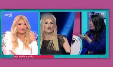 Φαίη Σκορδά: Πέταξε «βόμβα» on air για το My Style Rocks και μας «άφησε άφωνους» (Video & Photos)