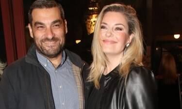 Ελισάβετ Μουτάφη: «Ναι! Πραγματικά με τον Μάνο ήταν έρωτας με την πρώτη μάτια» (Photos)