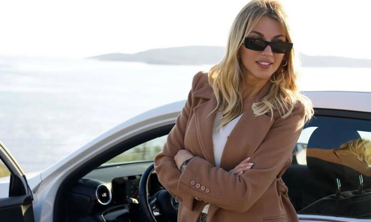 Η Κωνσταντίνα Σπυροπούλου εμφανίστηκε σούπερ αδυνατισμένη