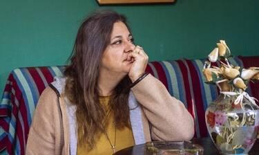 Ελισάβετ Κωνσταντινίδου: Το κόψιμο του «Κρατάς μυστικό;» και το ξέσπασμά της (Photos)