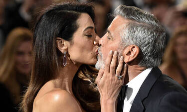 George Clooney - Amal Alamuddin: Τίτλοι τέλους για το διάσημο ζευγάρι; (Photos)