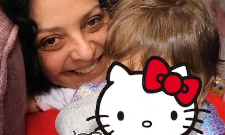 H φώτο που δημοσίευσε η Βασιλική Ανδρίτσου με αφορμή τα γενέθλια της κόρης της (pics)
