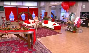 Άγιος Βαλεντίνος: Το πρωινό και η Φαίη Σκορδά γιορτάζουν την ημέρα των ερωτευμένων!