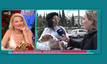 My Style Rocks: Η Δήμητρα Αλεξανδράκη αποχωρεί και δίνει το δικό της spoiler! (Video)