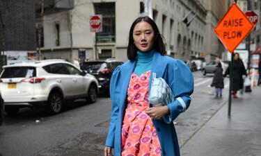 Street style εμφανίσεις από τους δρόμους της Νέας Υόρκης: Τα looks που θα θέλεις να αντιγράψεις