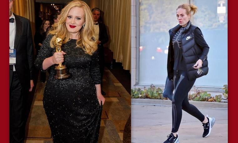Adele: Μείον 45 κιλά και σου αποκαλύπτουμε τη θαυματουργή της δίαιτα – Γιατί ναι, μπoρείς κι εσύ!