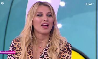 Καλό μεσημεράκι: Η Σπυροπούλου πέταξε στον Μουτσινά τηλεοπτική «βόμβα»- Με ποιο κανάλι έκλεισε