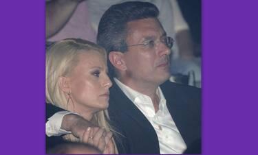 Νίκος Χατζηνικολάου:Η ερωτική εξομολόγηση στη γυναίκα του– Η αδημοσίευτη φώτο από το γάμο του