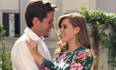 Αυτό που δεν έκανε ο Harry και η Meghan στον γάμο τους θα το κάνει η Βεατρίκη