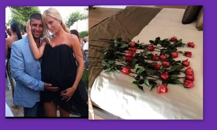 Βικτώρια Καρύδα: Ραγίζει καρδιές με τις αναρτήσεις για τον σύζυγό της (Photos)
