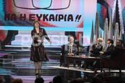 Και η Μπεκατώρου στη σκηνή για το act της Δανάης Λουκάκη