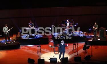 Δήμητρα Γαλάνη: Τραγούδησε για τον έρωτα στο Μέγαρο Μουσικής (photos)