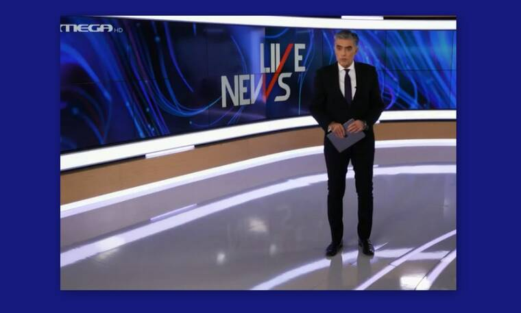 Νίκος Ευαγγελάτος:Το Mega κάνει πρεμιέρα κι αυτό είναι το πρώτο τρέιλερ της εκπομπής του παρουσιαστή
