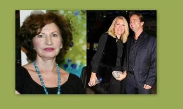 Ελένη Μενεγάκη: Θα τα χάσεις με τη νέα φώτο της πεθεράς της – Απλά συγκλονιστική!