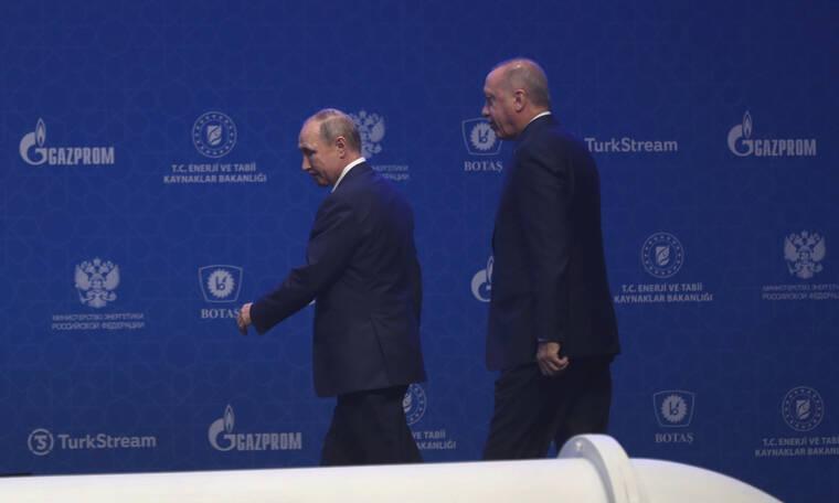 Πόλεμος Ρωσίας-Τουρκίας: Ο Πούτιν απειλεί να διαλύσει τον Ερντογάν