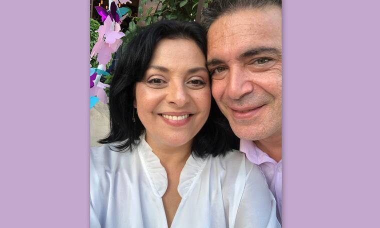 Ανδρίτσου: Διοργάνωσε το πρώτο πάρτι γενεθλίων της κόρη της–Η φωτό όμως ήταν μια! Πρέπει να τη δεις