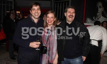 Μπουρδούμης-Δροσάκη: Πρώτη έξοδος και χαμόγελα ευτυχίας μετά τη δημόσια πρόταση γάμου! (pics)