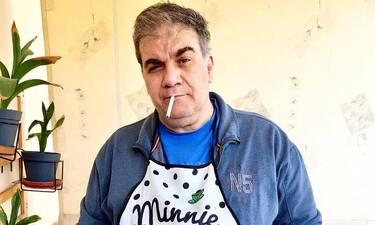 Δημήτρης Σταρόβας: «Για μένα είναι ανάγκη εσωτερική να πω αυτό που νιώθω» (Photos)