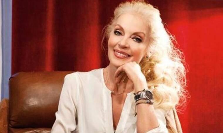 Μαρία Αλιφέρη: «Είναι πολύ σκληρό το επάγγελμα του ηθοποιού» (Photos)