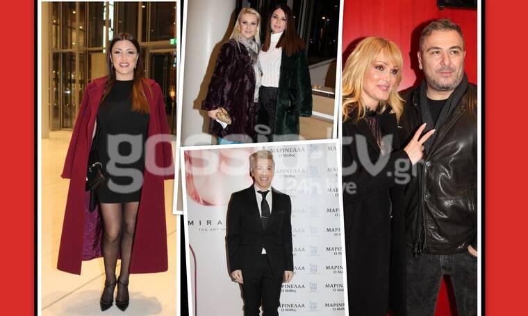 Μαρινέλλα: Κοντά της όλοι οι καλοί της φίλοι στη συναυλία της (photos)