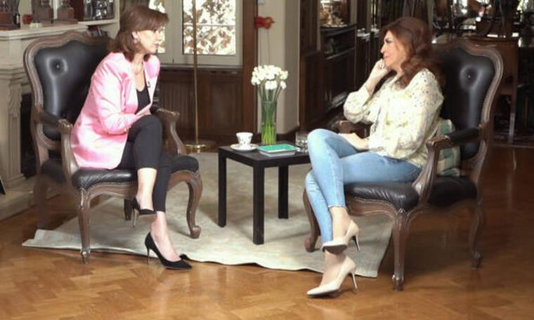Προσωπικά: Η Μιμή Ντενίση μιλάει για όλα στην Έλενα Κατρίτση και στην ΕΡΤ1