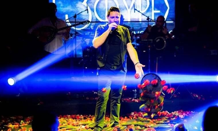 Γιάννης Τάσσιος: «Σπάει» από έρωτα και προδοσία στο νέο του τραγούδι (photos+video)