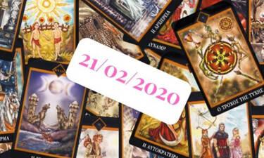 Δες τι προβλέπουν τα Ταρώ για σένα, σήμερα 21/02!