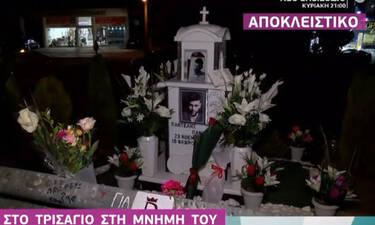 Παντελής Παντελίδης: Συγκίνηση και δάκρυα στο τρισάγιο για τη μνήμη του! (video)