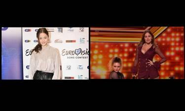 Eurovision 2020: Η εμφάνιση έκπληξη της Μανουκιάν και το video clip της Λυμπερακάκη (Photos-Video)