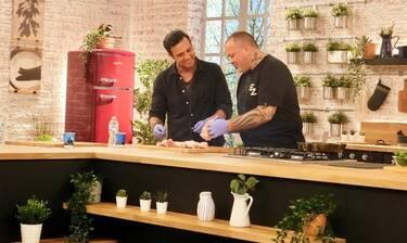 Food N' Friends: Ο Σάββας Πούμπουρας αναλαμβάνει δράση στην κουζίνα (Photos)