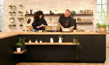 Food N' Friends: Έχετε δει την Μαρία Σολωμού να μαγειρεύει; Ήρθε η ώρα! (Photos)
