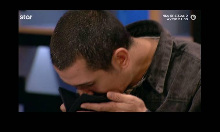 MasterChef: Απογοητευμένος ο Κοντιζάς - Έφτυσε το φαγητό που δοκίμασε on camera (Pics-Vid)