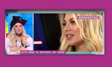 Κατερίνα Καινούργιου: Έξαλλη με την Σπυροπούλου: «Δε μας μίλησε; Δε μπορούσε να πει μια ατάκα;»