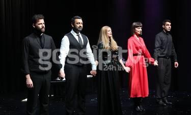 Θέατρο ΑΛΜΑ: Επίσημη πρεμιέρα και οι επώνυμοι προσκεκλημένοι (photos)