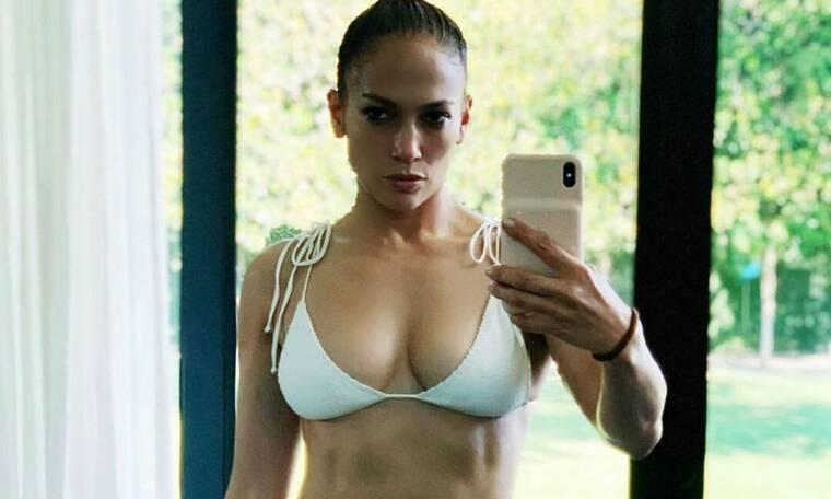 Jennifer Lopez: Η φωτογραφία που τρέλανε το Instagram και η διατροφή της για το τέλειο σώμα (photos)