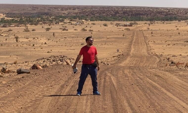 Happy Traveller: Το ταξίδι του Ευτύχη στη Δυτική Αφρική και τη Μαυριτανία συνεχίζεται!