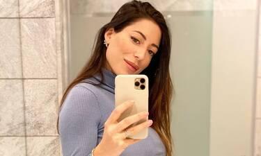 Φλορίντα Πετρουτσέλι: Κι όμως! Άλλαξε τα μαλλιά της στον έκτο μήνα της εγκυμοσύνης της (photos)