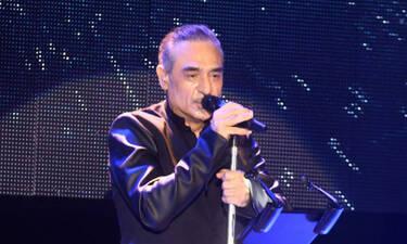 Νότης Σφακιανάκης: Δύσκολες ώρες για τον τραγουδιστή - Τι συμβαίνει με την υγεία του; (Pics-Vid)