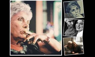 Κική Δημουλά: Το «αντίο» του καλλιτεχνικού κόσμου και το συγκινητικό μήνυμα της Σταυροπούλου (pics)