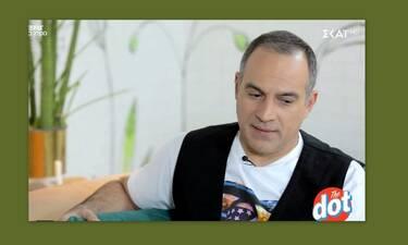 Κρατερός Κατσούλης: Συγκλονίζει μιλώντας για την παράλυσή του και τον αγώνα για να ξαναπερπατήσει