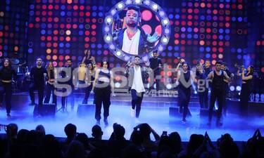 YFSF: Ξεσήκωσε το κοινό ο Στέφανος Μουαγκιέ ως Justin Timberlake (VIDEO-PHOTOS)