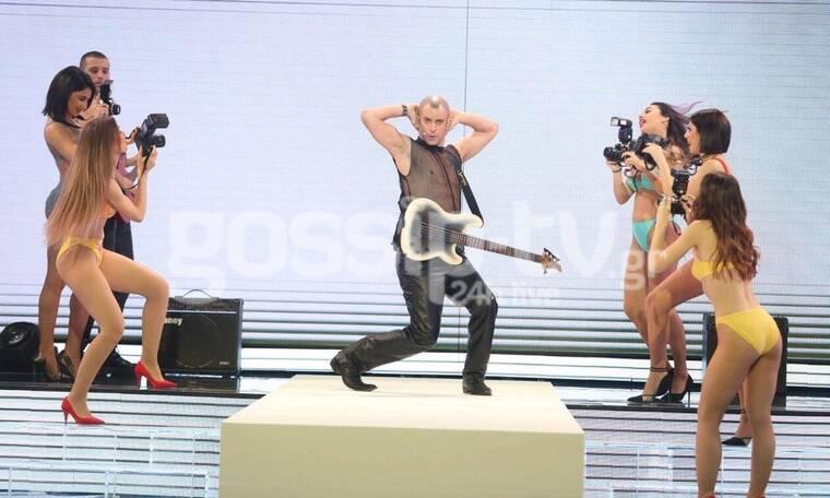 YFSF: Sexy κι όποιος αντέξει, ο Γιώργος Χρανιώτης (VIDEO- PHOTOS)